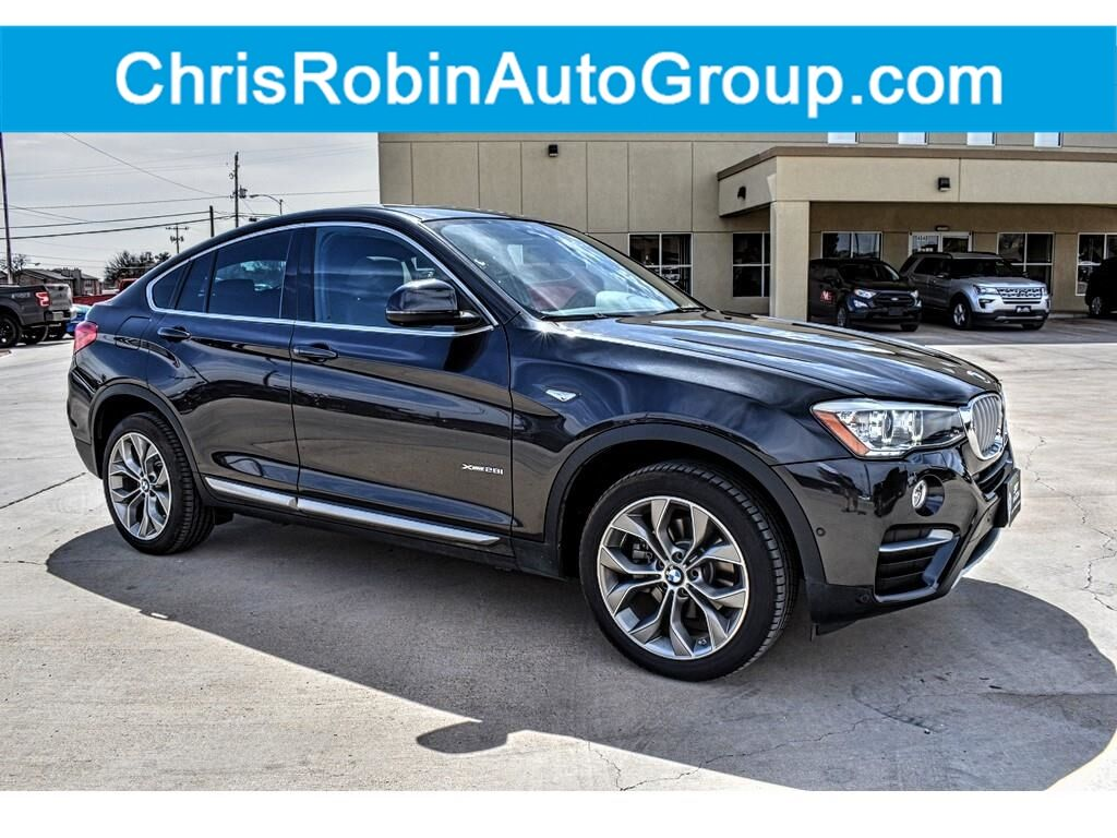 2018 BMW X4 XDRIVE28I SPORTS ACTIVITY Odessa TX