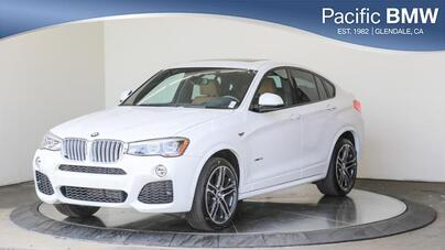 2018_BMW_X4_xDrive28i Sports Activity Coupe_ Glendale CA