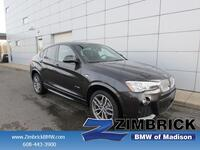 BMW X4 xDrive28i Sports Activity Coupe 2018