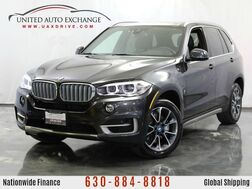2018_BMW_X5_2.0L Engine AWD xDrive40e **iPerformance Plug-in Hybrid** w/ Navigation, Bluetooth, Front and Rear Parking Aid with Rear View Camera, Panoramic Sunroof, Heated Seats_ Addison IL