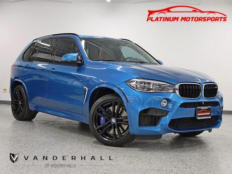 2018 BMW X5 M 2 Owner Rare Color Combo Executive Pkg Cabon Fiber Trim Bang & Olufsen Sound Fully Loaded Hickory Hills IL