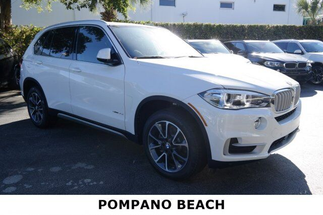 2018 BMW X5 sDrive35i Coconut Creek FL