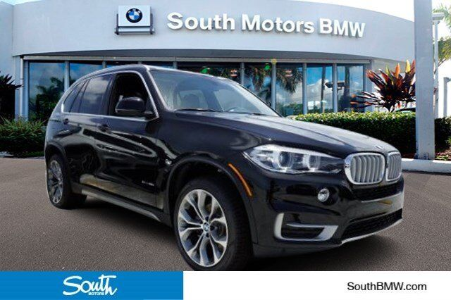 2018 BMW X5 sDrive35i Miami FL