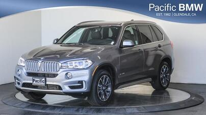 2018_BMW_X5_sDrive35i Sports Activity Vehicle_ Glendale CA