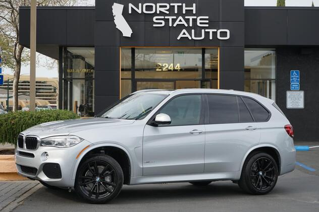 2018_BMW_X5_sDrive35i_ Walnut Creek CA