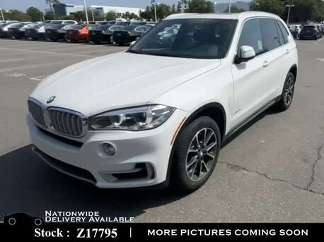 2018_BMW_X5_sDrive35i X LINE,NAV,CAM,PANO,HTD STS,19IN WLS_ Plano TX