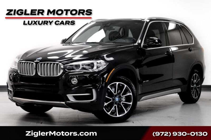 2018 BMW X5 xDrive35i Addison TX