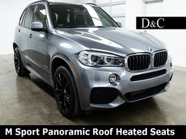 2018 BMW X5 xDrive35i M Sport Panoramic Roof Heated Seats
