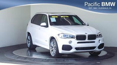 2018_BMW_X5_xDrive35i Sports Activity Vehicle_ Glendale CA