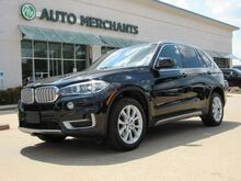 2018_BMW_X5_xDrive35id *DRIVING ASSIST PKG* LEATHER, PANORAMIC SUNROOF, BLIND SPOT, UNDER FACTORY WARRANTY_ Plano TX