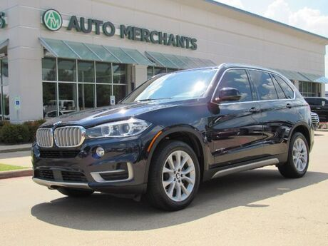 2018 BMW X5 xDrive35id *PREMIUM PKG, PARKING ASSIST PKG*LEATHER, PANORAMIC SUNROOF, UNDER FACTORY WARRANTY Plano TX