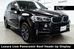 2018_BMW_X5_xDrive40e Luxury Line Panoramic Roof Heads Up Display_ Portland OR