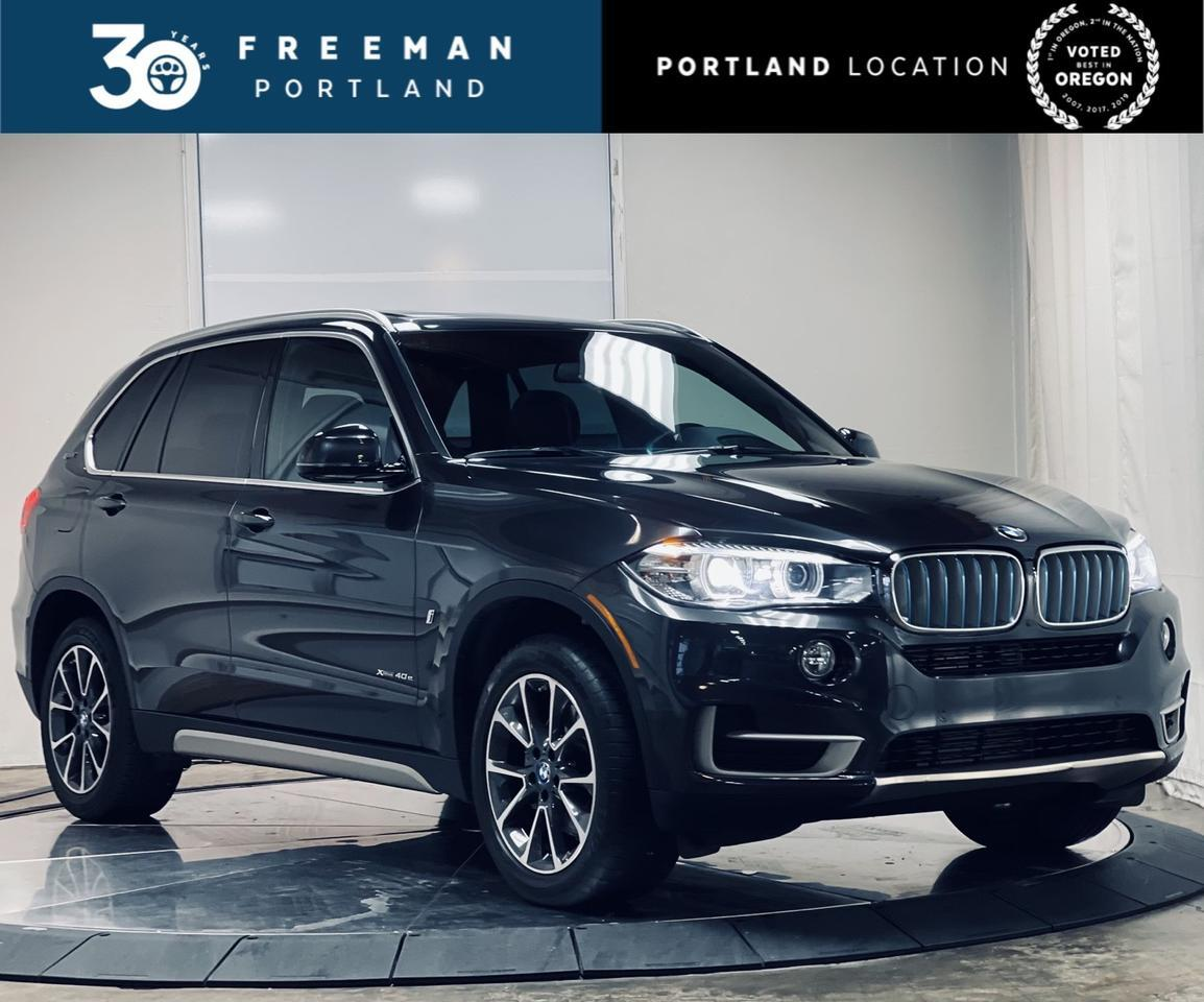 2018 BMW X5 xDrive40e iPerformance Active Blind Spot Detection Head-up Displ Portland OR
