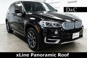 2018_BMW_X5_xDrive40e xLine Panoramic Roof_ Portland OR