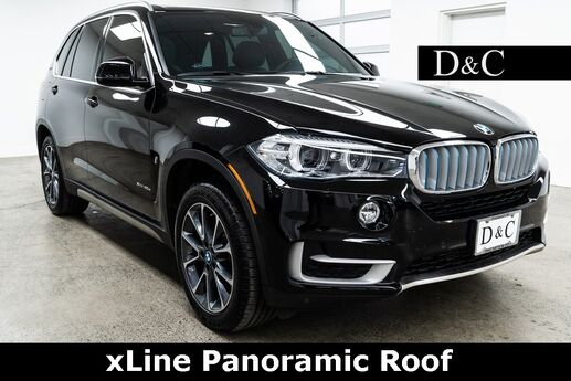 2018 BMW X5 xDrive40e xLine Panoramic Roof Portland OR
