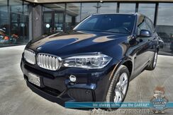2018_BMW_X5_xDrive50i / AWD / M-Sport / Front & Rear Heated Leather Seats / Heated Steering Wheel / Navigation / Sunroof / Bang & Olufsen Speakers / HUD / Lane Departure & Blind Spot Alert / 1-Owner_ Anchorage AK