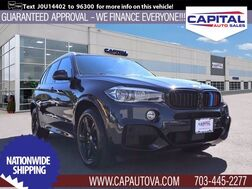 2018_BMW_X5_xDrive50i_ Chantilly VA