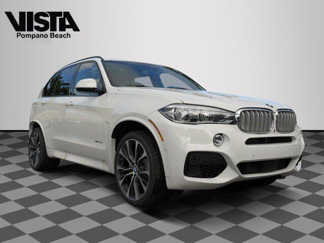 2018 BMW X5 xDrive50i Coconut Creek FL