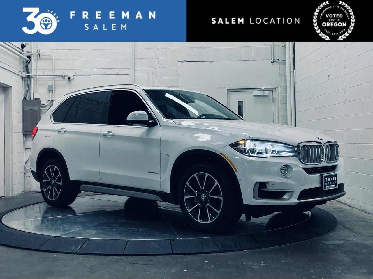 2018 BMW X5 xDrive50i Executive Package Blind Spot Detection Salem OR