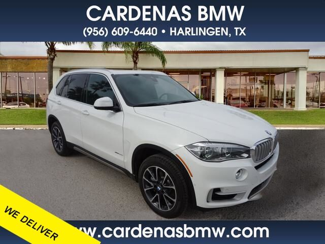2018 BMW X5 xDrive50i Harlingen TX