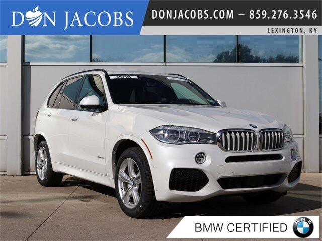 2018 BMW X5 xDrive50i Lexington KY