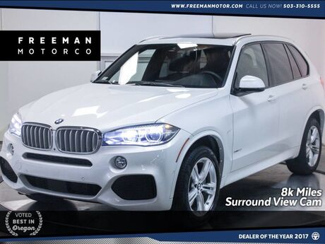 2018 BMW X5 xDrive50i M Sport Pkg Executive Pkg 8k miles Portland OR