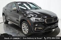 BMW X6 sDrive35i X LINE,DRVR ASST,NAV,CAM,SUNROOF,HTD STS 2018
