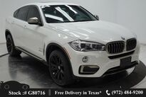 BMW X6 sDrive35i X LINE,NAV,CAM,SUNROOF,HTD STS,20IN WHLS 2018