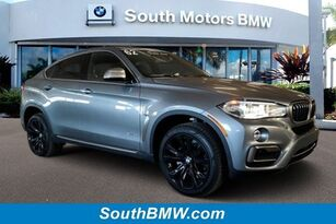 2018_BMW_X6_sDrive35i_ Miami FL