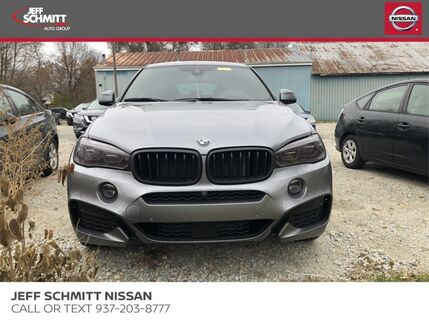 2018_BMW_X6_xDrive35i_ Dayton area OH