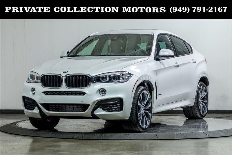 2018_BMW_X6_xDrive35i M Sport MSRP $77,970_ Costa Mesa CA