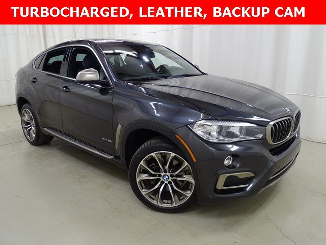 2018 BMW X6 xDrive35i Raleigh NC