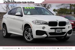 2018_BMW_X6_xDrive35i_ Roseville CA