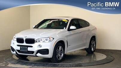 2018_BMW_X6_xDrive35i Sports Activity Coupe_ Glendale CA