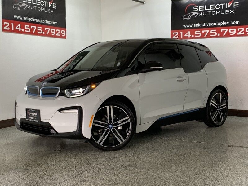 2018 BMW i3 DEKA WORLD, NAV, REAR VIEW CAM, HEATED FRONT SEATS, RAIN SENSING WIPERS