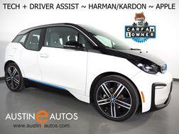 2018_BMW_i3 Deka World (94 Ah)_*NAVIGATION, DRIVING ASSISTANT, COLLISION ALERT, ADAPTIVE CRUISE, BACKUP-CAMERA, HARMAN/KARDON, HEATED SEATS, 2O INCH WHEELS, APPLE CARPLAY_ Round Rock TX
