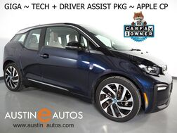 2018_BMW_i3 Giga World (94 Ah)_*NAVIGATION, DRIVING ASSISTANT, COLLISION ALERT, ADAPTIVE CRUISE, BACKUP-CAMERA, COMFORT ACCESS, HEATED SEATS, BLUETOOTH, APPLE CARPLAY_ Round Rock TX