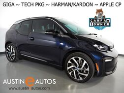2018_BMW_i3 Giga World w/Range Extender_*NAVIGATION, DRIVING ASSISTANT, ADAPTIVE CRUISE, BACKUP-CAMERA, COMFORT ACCESS, HEATED SEATS, HARMAN/KARDON, BLUETOOTH, APPLE CARPLAY_ Round Rock TX