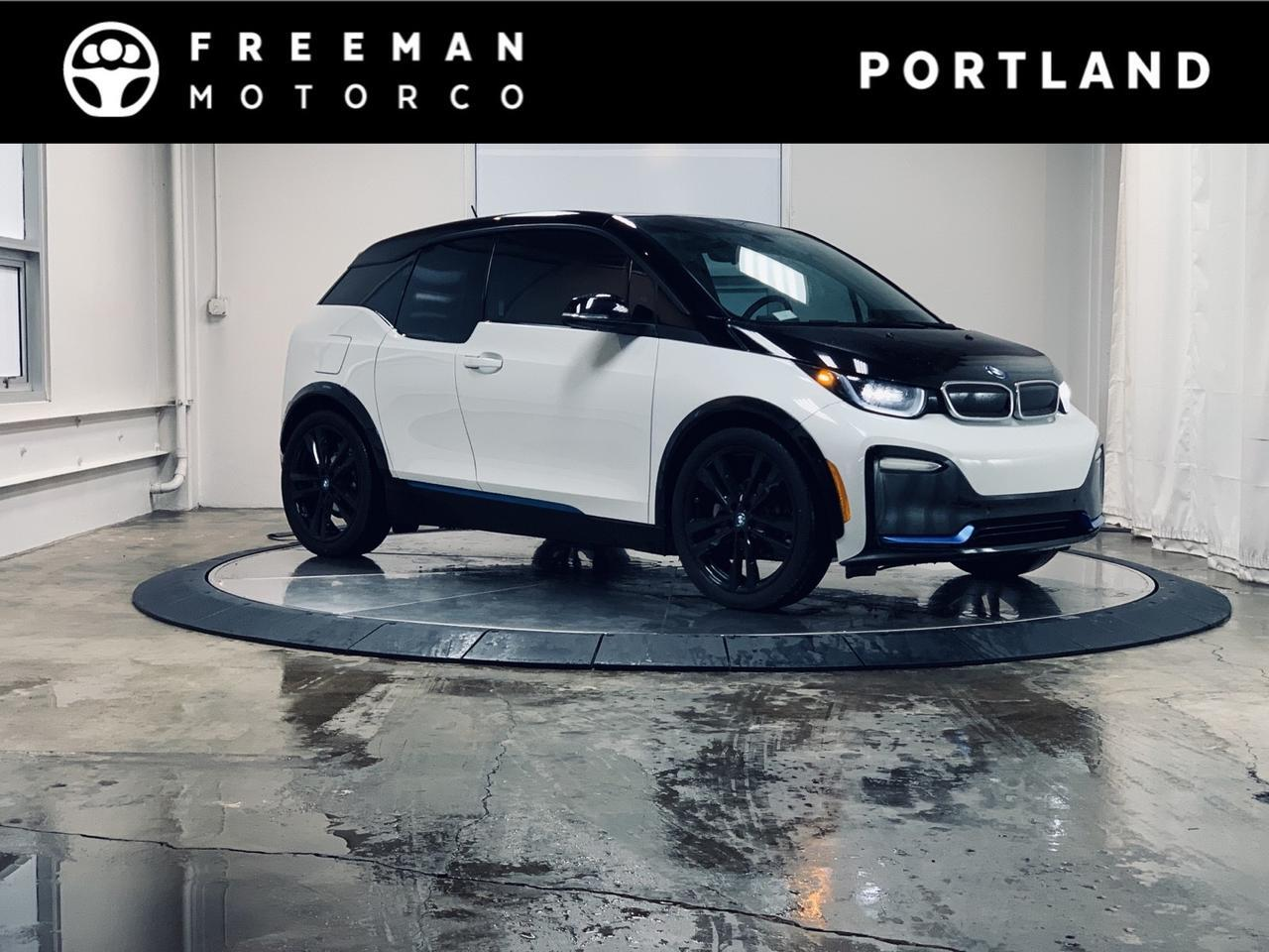 2018 BMW i3 S Deka World Htd Seats Fast Charging Backup Cam Portland OR