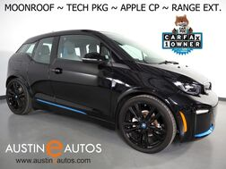 2018_BMW_i3 s Deka World w/Range Extender_*MOONROOF, NAVIGATION, DRIVING ASSISTANT, ADAPTIVE CRUISE, BACKUP-CAMERA, COMFORT ACCESS, HEATED SEATS, BLUETOOTH AUDIO, APPLE CARPLAY_ Round Rock TX