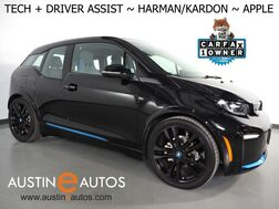2018_BMW_i3 s Deka World w/Range Extender_*NAVIGATION, DRIVING ASSISTANT, ADAPTIVE CRUISE, BACKUP-CAMERA, HARMAN/KARDON, COMFORT ACCESS, HEATED SEATS, BLUETOOTH AUDIO, APPLE CARPLAY_ Round Rock TX
