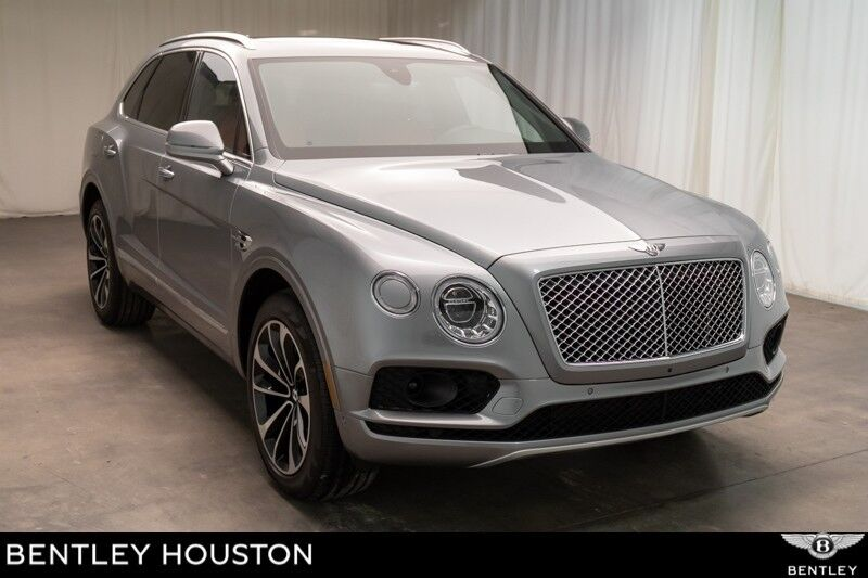 2018 Bentley Bentayga Activity Edition Houston TX