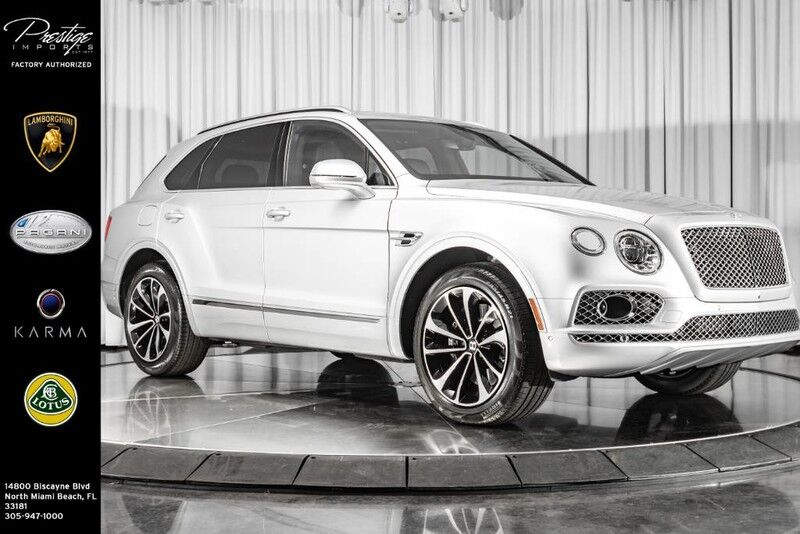 2018_Bentley_Bentayga_Activity Edition_ North Miami Beach FL