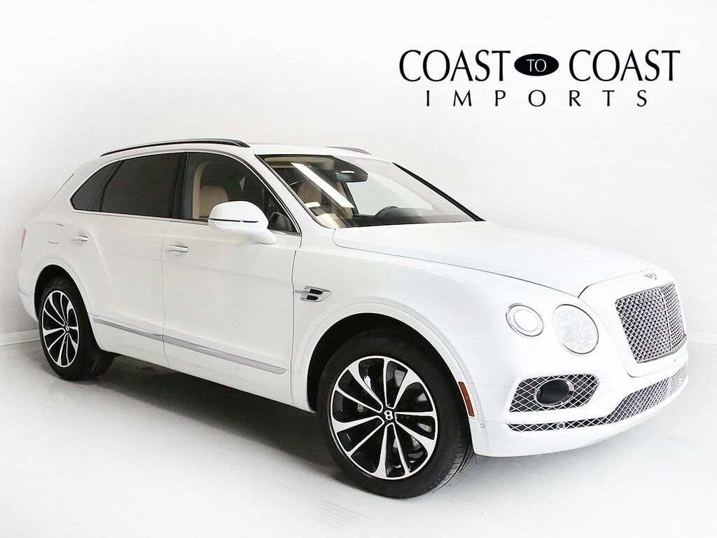 2018 Bentley Bentayga W12 Indianapolis IN