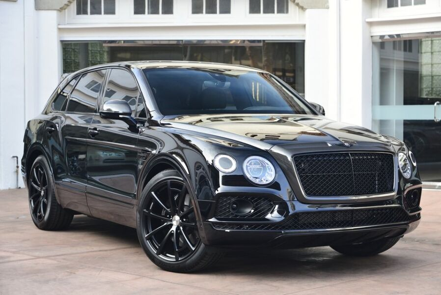 2018_Bentley_Bentayga W12 Onyx Edition with Mansory__ Beverly Hills CA