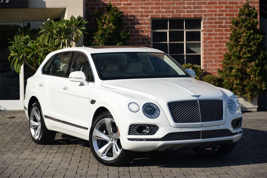 2018_Bentley_Bentayga W12 Onyx Edition__ Beverly Hills CA