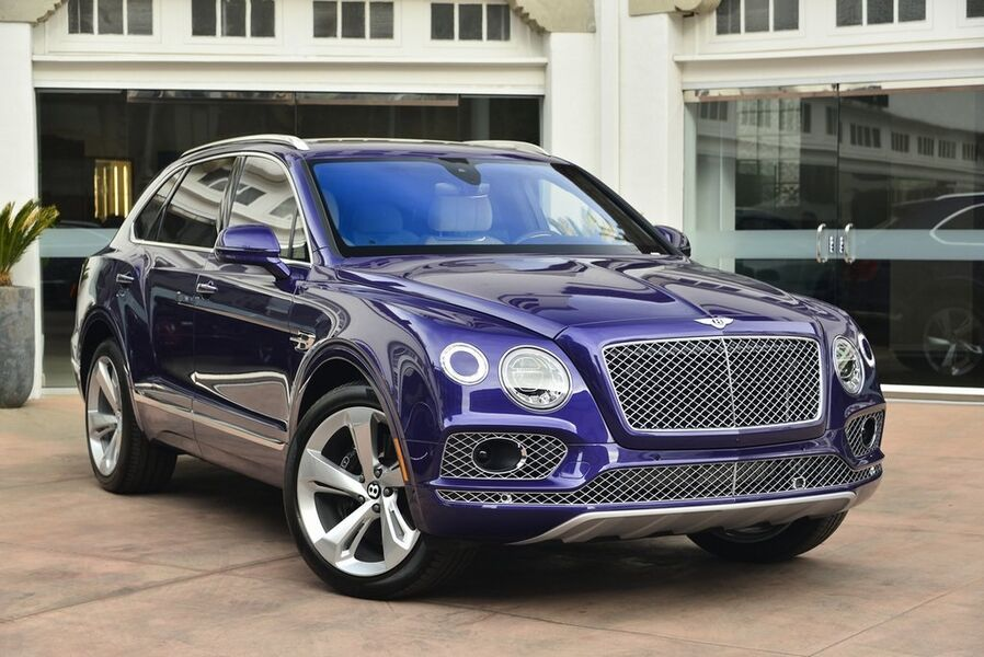 2018_Bentley_Bentayga W12 Signature__ Beverly Hills CA