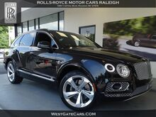 2018_Bentley_Bentayga_W12 Signature_ Raleigh NC