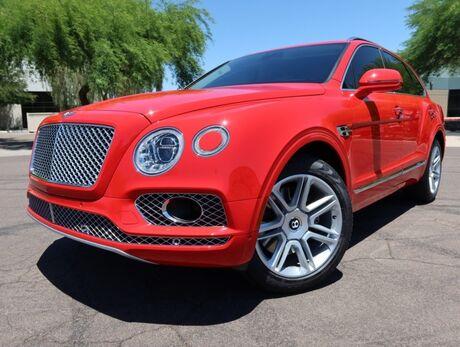2018 Bentley Bentayga W12 Signature Scottsdale AZ