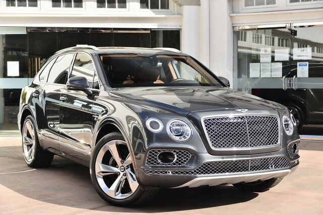 2018 Bentley Bentayga W12 W12 Lawrence KS